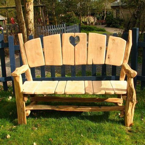 Outdoor Badewannen Holz by 25 Best Ideas About Gartenbank Holz Massiv On