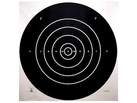 printable f class targets f class match valley gun club