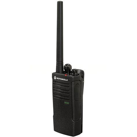 rugged ham radio motorola rdv2020 vhf 2 channel rugged and water resistant on site business two way radio