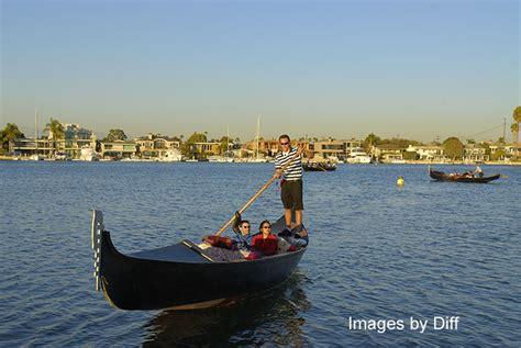 gondola boat ride in long beach gondola ride