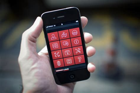 mobile romeo alfa romeo mobile pictograms on behance