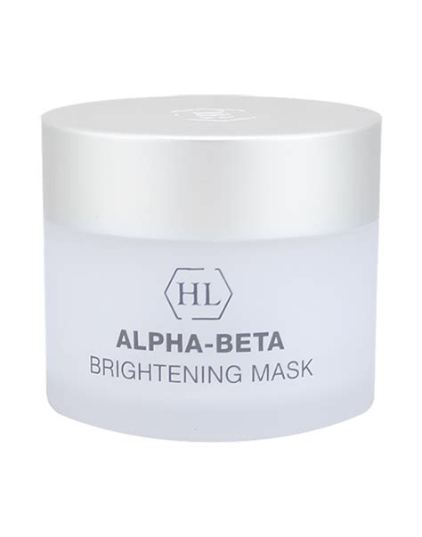 Brightening Mask alpha beta brightening mask hl
