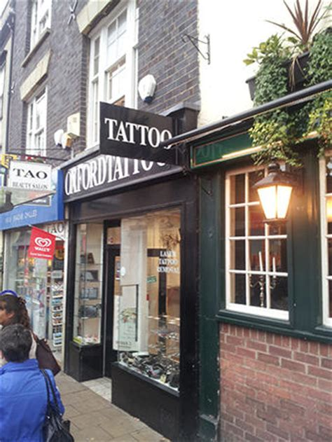 Tattoo Parlour Oxford Street | oxford tattoo daily info