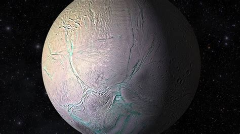 cassini maps saturns moon enceladus youtube