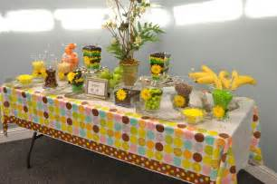 safari baby shower table decorations safari themed baby shower for limited budget baby shower