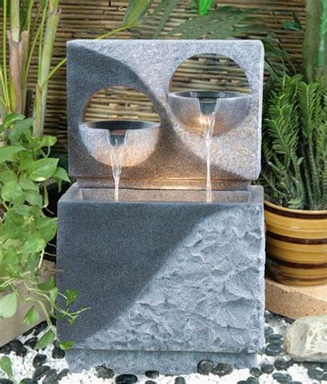 Diy Design Outdoor Fountains Ideas Diy Outdoor Garden Fountains The Interior Design