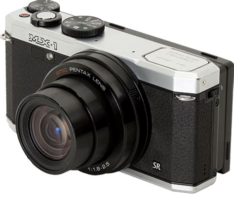 Ricoh Mx 1 Clasic just posted pentax mx 1 on preview digital