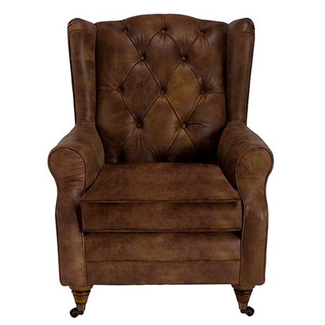 Recliners Deals by Calluna Accent Chair Browson Leather New Furniture Deals