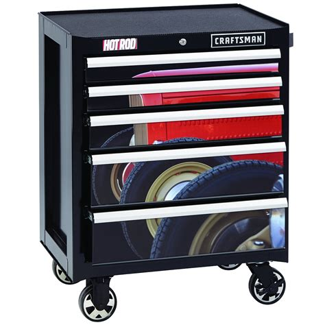 craftsman 6 drawer rolling tool cabinet craftsman 26 in 5 drawer heavy duty ball bearing rolling