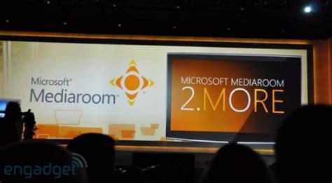 microsoft media room microsoft sells mediaroom to ericsson pulls focus to xbox