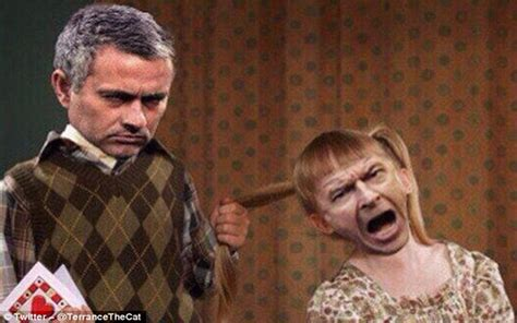 Mourinho Meme - chelsea arsenal striker target to decide on future in
