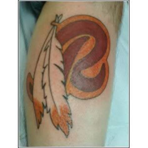 redskins tattoo pin by shawn magnussen on redskins