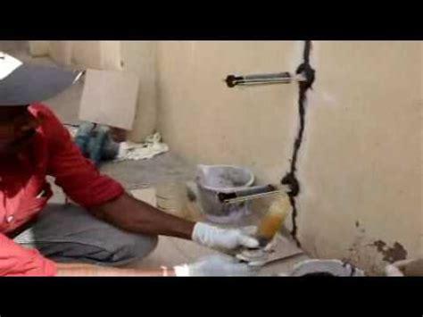 Backsteinmauer Sanieren by Repair Epoxy Injection