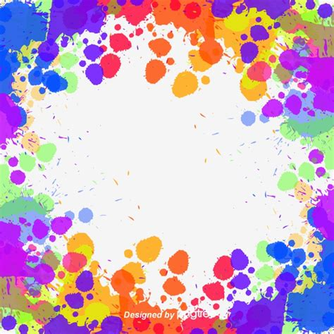 color ink border color ink marks frame png and vector