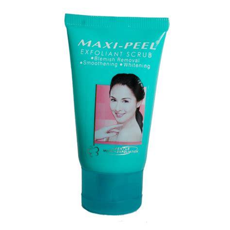 Exfoliant Scrub maxi peel carepro marketing sdn bhd