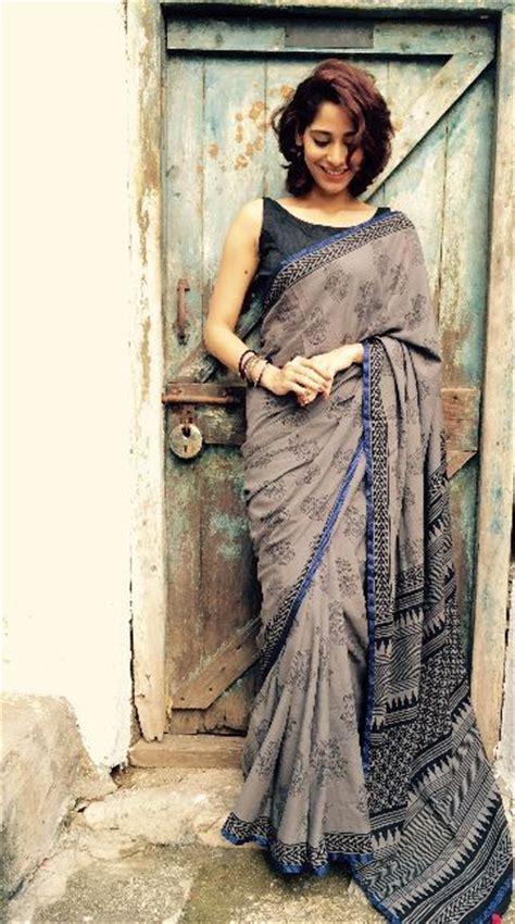 Santorini Blouse Silk Abu Abu buy grey hamza mul cotton saree sarees