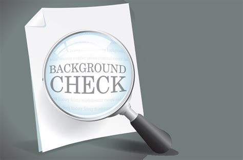 How To Look Up A Criminal Record Background Check Images