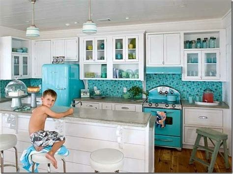turquoise kitchen appliances alternatives to stainless steel appliances sawdust girl 174