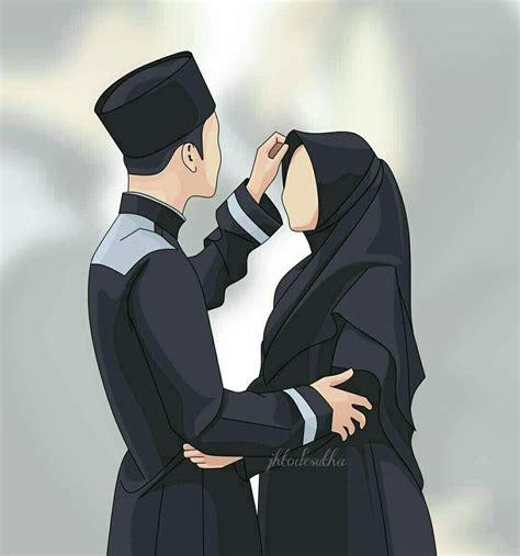 pin oleh nurhafisza abdul hamid  cute muslim couples