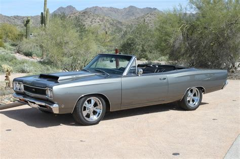 1968 Plymouth Satellite Convertible for sale