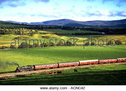 steam train boat of garten steam train arriving at boat of garten station from