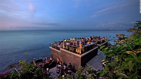 cliff top bar bali 30 of the world s best hotel bars cnn com