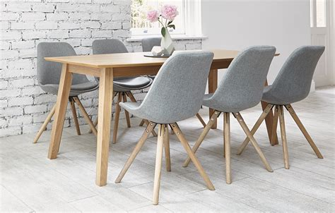 home 6 seater dining set 6 seater dining sets grey home furniture out out