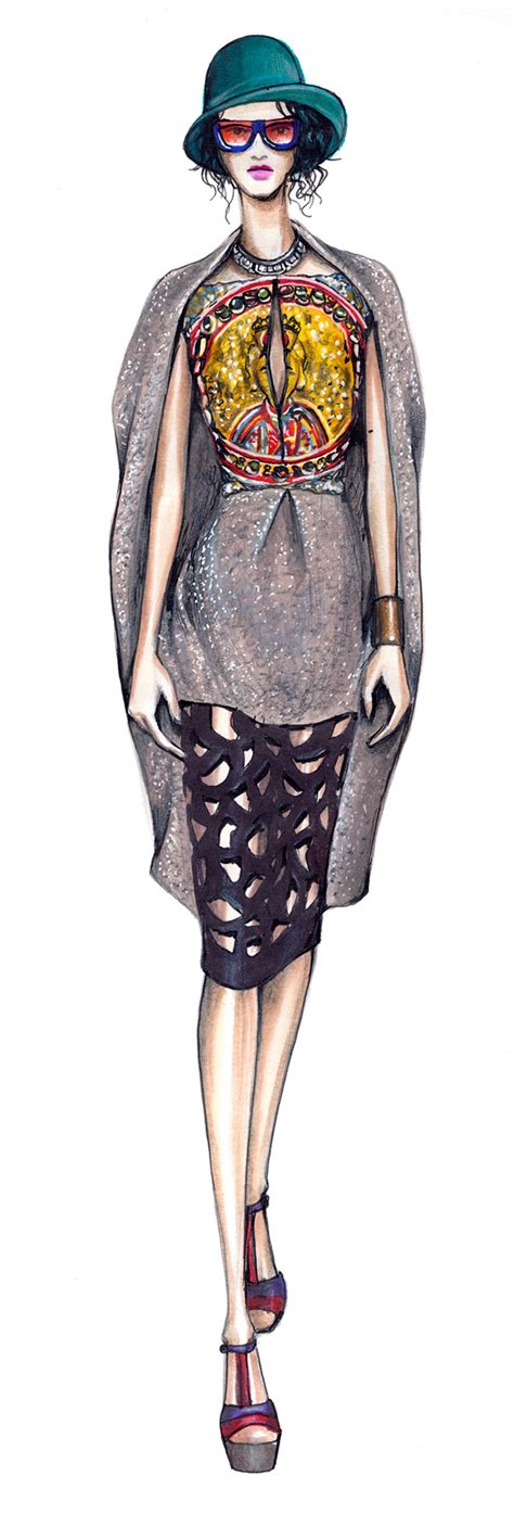 fashion illustration description everything has a name but do you it fashion