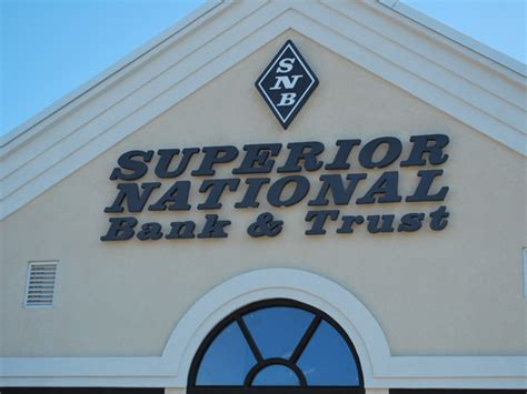 superior national bank superior national bank and trust houghton michigan