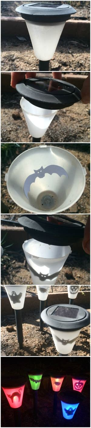 Diy Solar Halloween Lights The Links Site Make Your Own Solar Light