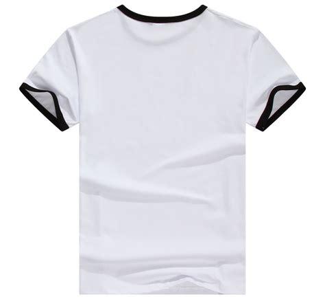 T Shirt Kaos Wanita Lengan Pendek Motif And Secon kaos polos katun pria lengan pendek o neck size m 85606