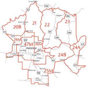 arizona unit maps arizona units map pictures to pin on