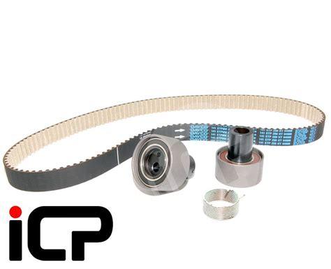 Teflon Belt timing belt kit with uprated dayco teflon belt fits
