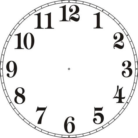 printable clock pattern printable clock face pdf search results calendar 2015