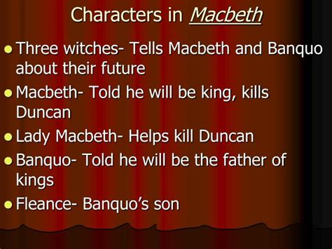 themes in macbeth that are relevant today ppt macbeth by william shakespeare powerpoint