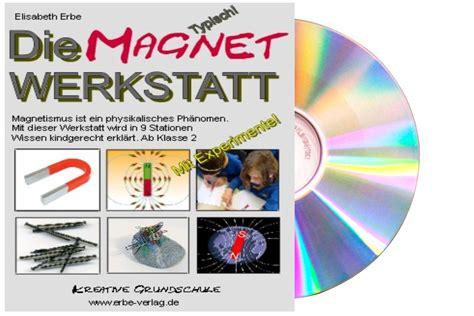 Werkstatt Verlag by Magnet Werkstatt Magnetismus Sachkunde