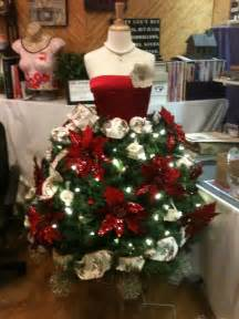 Christmas tree dress form for holiday window buy dress forms at