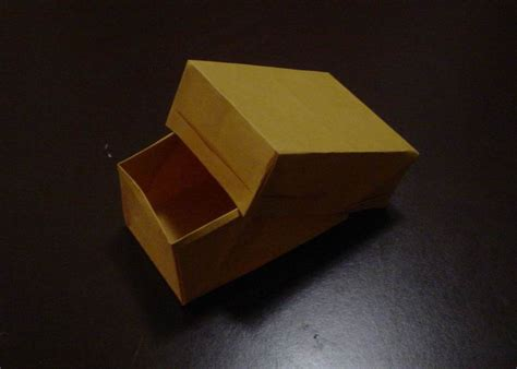 How Do You Make A Box Out Of Paper - warehouse diy how to make a box