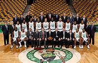 Championship Wins 2007 2008  The Official Site Of BOSTON CELTICS