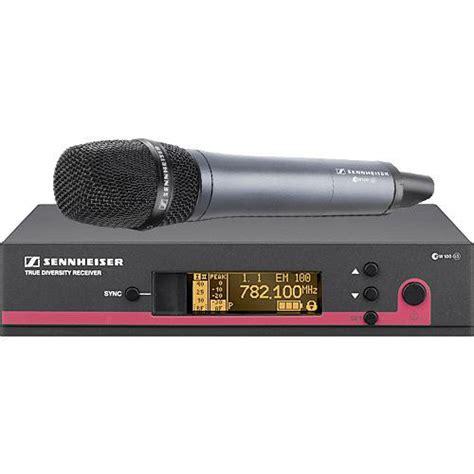 Mic Wirelles Sennheiser Ew 135 G4 sennheiser ew 135 g3 wireless handheld microphone ew135g3 a b h