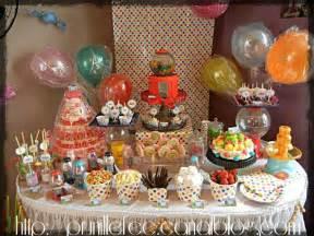 l anniversaire de prunille candyland birthday
