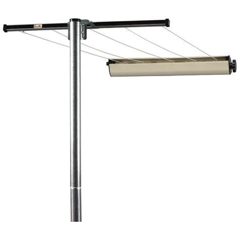 clothesline design whitney designs heavy gauge 2 quot clothesline post 133861