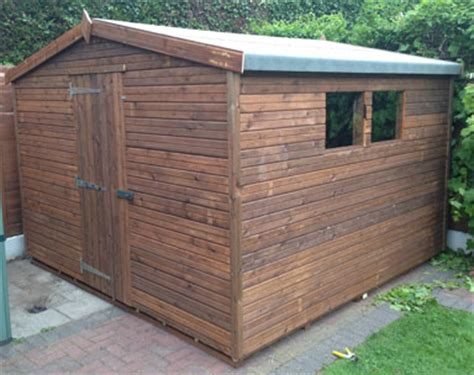 Garden Shed Sales Uk garden sheds for sale free fitting and delivery beastsheds co uk
