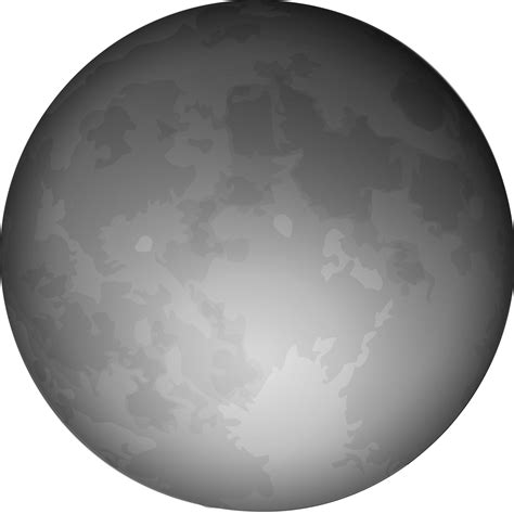Moon Free Images Free Clip art of Moon Clipart #833