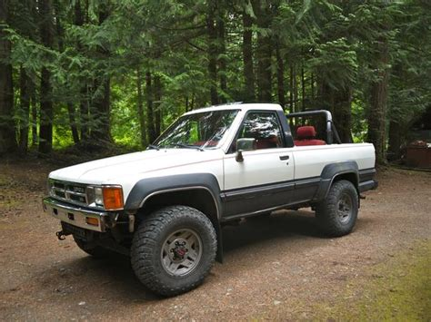 1988 Toyota Value Price Reduced 1988 Toyota 4runner Parksville Nanaimo