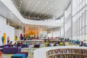 Carolina Lighting James B Hunt Jr Library Ncsu E Architect