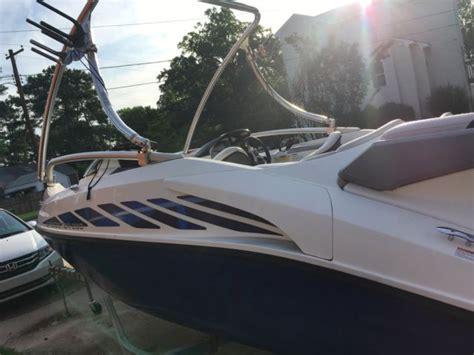 sea doo jet boat wakeboarding jet boat sea doo speedster 200 370hp low hours wakeboard