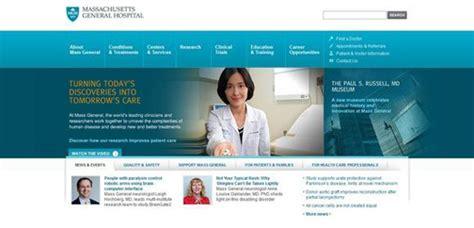design website terbaik cara desain 16 contoh website rumah sakit terbaik yang