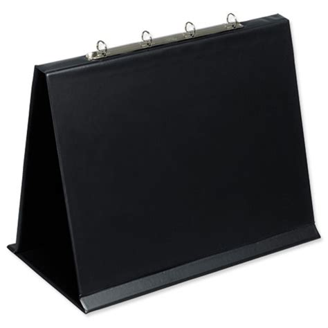 Bantex Data Ring Binder 4 Ring 9 12 X 11 Kapasitas 35mm Ref1593 a3 easel presenter 4 ring landscape black bantex huntoffice co uk