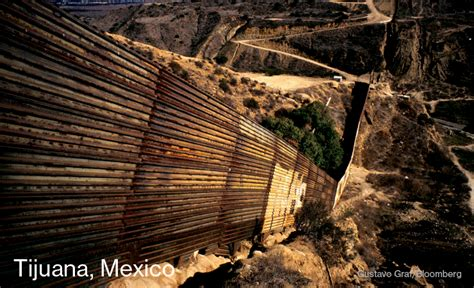What Is The Interior Of Mexico Like s wall with mexico what we